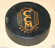 CCM hockey puck
